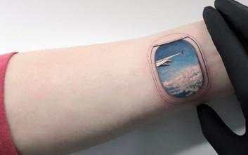 Τατουάζ για φανατικούς ταξιδιώτες