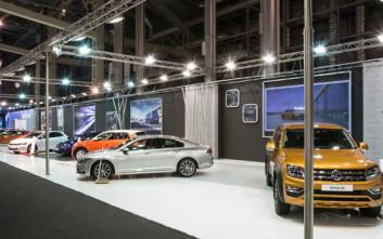 Η Volkswagen στην «Αυτοκίνηση FISIKON 2017»