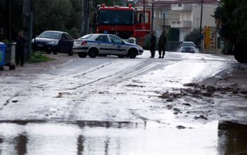 Επισκευή και αναβάθμιση των κεντρικών οδικών δικτύων Μεγάρων και Ν. Περάμο