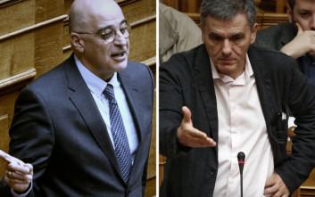 Ανέβηκαν οι τόνοι στη Βουλή για την κατάργηση του νόμου Παρασκευόπουλου