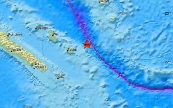 Τσουνάμι και τρόμος από τον σεισμό στη Νέα Καληδονία