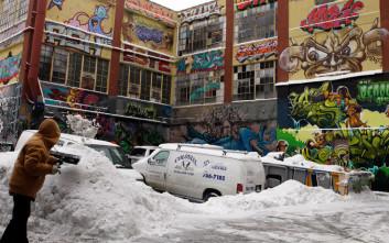 Καλλιτέχνες δικαιώθηκαν για την καταστροφή της «Μέκκας των γκράφιτι»