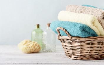 Το κόλπο για να γίνουν ξανά αφράτες οι πετσέτες σας