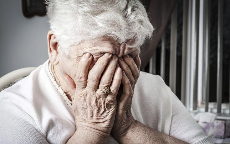 Στιγμές τρόμου έζησε 91χρονη