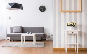 Έξυπνες ιδέες για να διακοσμήσεις ένα μικρό σαλόνι