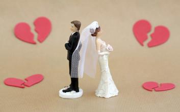 Ο άντρας με τους περισσότερους γάμους στη Βρετανία βλέπει τη μέλλουσα ένατη σύζυγο να τον εγκαταλείπει