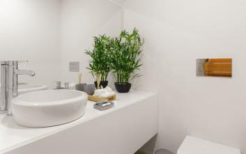 Τα τρία βασικά βήματα για μπάνιο χωρίς μικρόβια