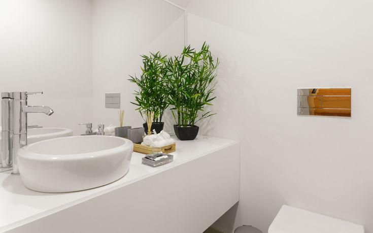 Τρεις συμβουλές για να μη μυρίζει το μπάνιο