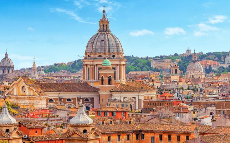 Άγνωστες γωνιές και μυστικά μέρη της Αιώνιας Πόλης