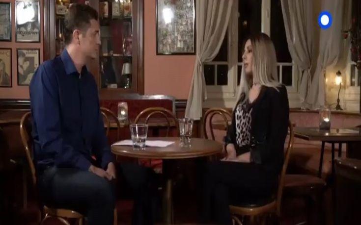 Η Μίνα Αρναούτη λύνει τη σιωπή της για το δυστύχημα με τον Παντελίδη