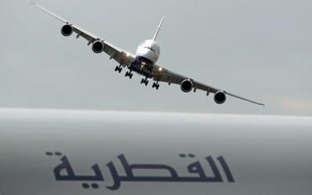 Γυναίκα μαθαίνει ότι την απατά ο άντρας την ώρα της πτήσης και έγινε χαμός