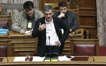 Κόντρα ξέσπασε στη Βουλή για το κοινωνικό μέρισμα