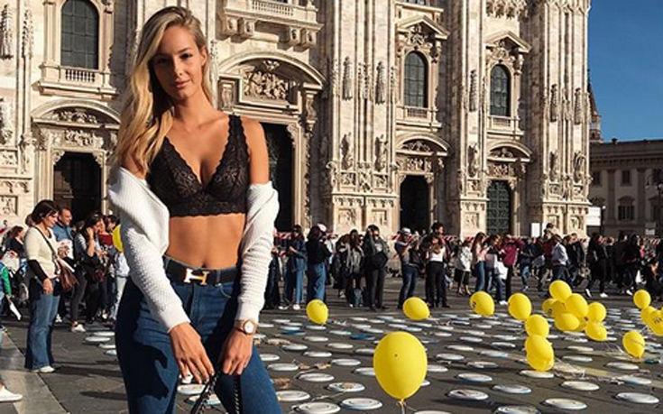 Η Viktoria Varga είναι η σέξι αθωότητα προσωποποιημένη