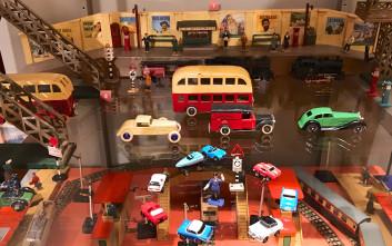 Το Μουσείο όπου γίνεσαι πάλι παιδί ανάμεσα σε τρεις χιλιάδες παιχνίδια
