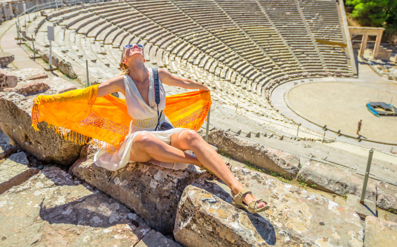 Μύθος ή πραγματικότητα η πολυθρύλητη ακουστική των αρχαίων ελληνικών θεάτρων;