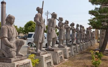 Η ηρωική ιστορία των 47 σαμουράι που πήραν εκδίκηση για το θάνατο του άρχοντά τους