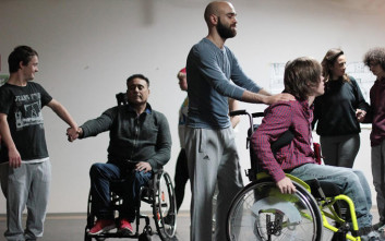 Liminal Access, θέατρο προσβάσιμο σε όλους