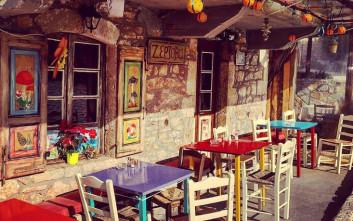 Εστιατόρια-εμπειρία στα ελληνικά βουνά