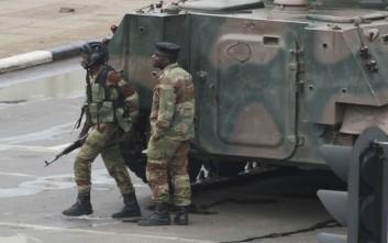 Η δικαιοσύνη της Ζιμπάμπουε έκρινε σήμερα νόμιμο το στρατιωτικό κίνημα