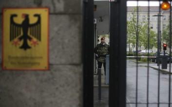 Σημαντική συρρίκνωση στις εξαγωγές όπλων για τη Γερμανία