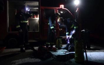 Έρευνες της ΕΜΑΚ για τον εντοπισμό ατόμου που χάθηκε σε σπηλιά στην Πάρνηθα