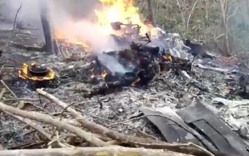 Τραγωδία με συντριβή αεροπλάνου στην Κόστα Ρίκα