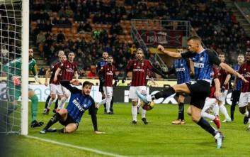 Στα ημιτελικά του Coppa Italia η ψυχωμένη Μίλαν