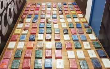 Ο «Ιβάν» και ο «Μάρτιν» πρόλαβαν να σπρώξουν 244 κιλά κοκαΐνης σε πελάτες