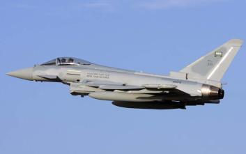 Το Κατάρ πληρώνει 6,8 δισ. ευρώ και αγοράζει 24 καταδιωκτικά Typhoon από τη Βρετανία