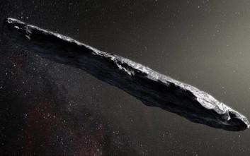 Τελικά ο μυστηριώδης αστεροειδής σε σχήμα πούρου είναι... κομήτης!