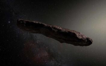 Δεν δείχνει σημάδια εξωγήινης ζωής ή τεχνολογίας ο αστεροειδής- πούρο