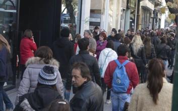 Αυξημένος τζίρος στα καταστήματα της Θεσσαλονίκης