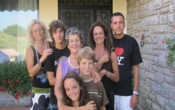 Η εξαμελής ιταλική οικογένεια στην οποία κανείς δεν νιώθει πόνο