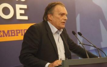 Γλίτωσε από έμφραγμα ο γ.γ. του υπουργείου Εργασίας, Ανδρέας Νεφελούδης