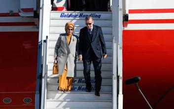 Η διαμονή της Εμινέ Ερντογάν στη «Βασιλική Σουίτα» και η αδυναμία στις ακριβές αγορές
