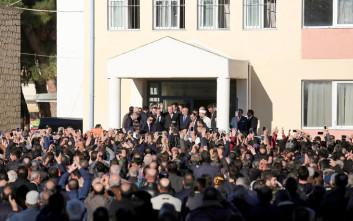 Ένταση με τον Ερντογάν στην Κομοτηνή: Άλλα είχαμε συμφωνήσει Πρόεδρε