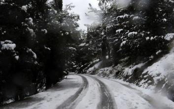 Αποκλεισμένες πέντε κοινότητες στην ορεινή Ναυπακτία