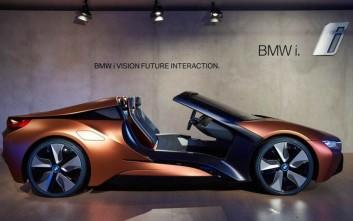 Το σπορ αυτοκίνητο του μέλλοντος είναι εδώ