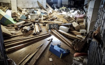 Πάνω από 1.100 σπίτια υπέστησαν ζημιές από την κακοκαιρία στην Αιτωλοακαρνανία