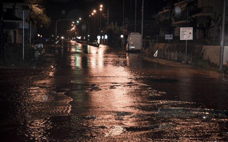Σε κατάσταση έκτακτης ανάγκης οι δήμοι Αγρινίου και Μεσολογγίου