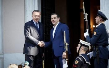 «Ζήτημα αρχής για τις ΗΠΑ η υποστήριξη της κυριαρχίας Ελλάδας-Τουρκίας»