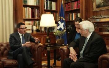 Παυλόπουλος: Γι' αυτό διεκδικούμε τα Γλυπτά του Παρθενώνα
