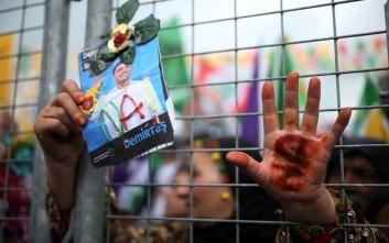 Ξεκίνησε η δίκη του ηγέτη του φιλοκουρδικού κόμματος στην Τουρκία