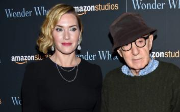 Κέιτ Γουίνσλετ: Νομίζω κατά κάποιο τρόπο ο Γούντι Άλεν είναι γυναίκα