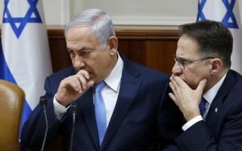 Σε πρόωρες εκλογές οδηγείται τον Απρίλιο το Ισραήλ