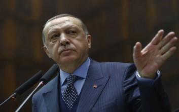 Ερντογάν για το συμβάν στα Ίμια: Οι στρατιώτες μας έκαναν το καθήκον τους