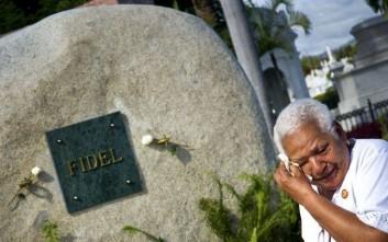 Η Κούβα θυμάται τον Φιντέλ Κάστρο
