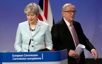 Γιούνκερ: Η ΕΕ θα εντείνει τις προετοιμασίες της για Brexit χωρίς συμφωνία τον Μάρτιο