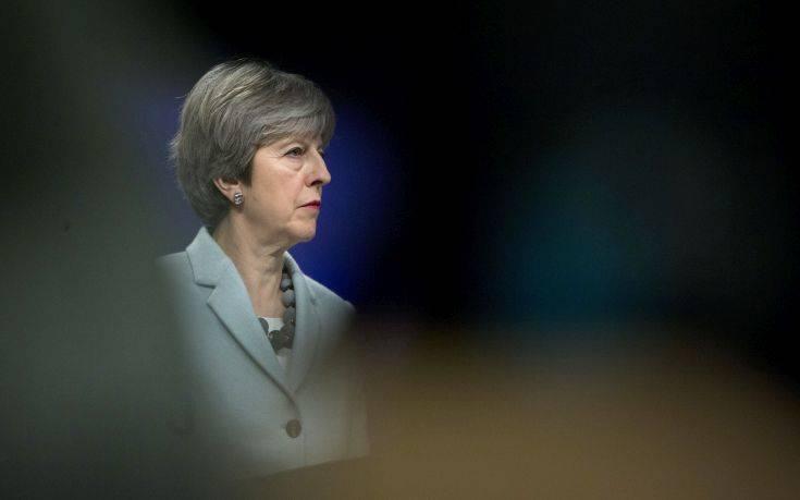 Απογοητευμένη η Τερέζα Μέι από την άρνηση του κοινοβουλίου της Σκωτίας