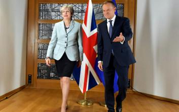 «Μια έκτακτη σύνοδος της ΕΕ για το Brexit είναι πιθανή»
